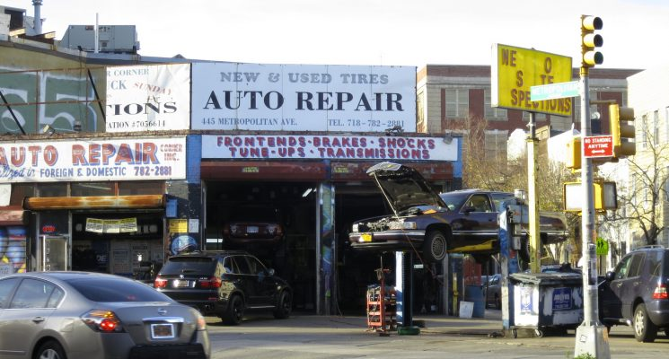article on auto mechanics