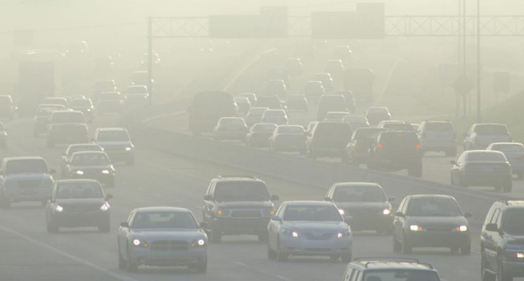 Vehicle Air Pollution